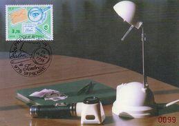 Saint Pierre Et Miquelon 1994 C M Salon Du Timbre à Paris  01295 - Cartes-maximum