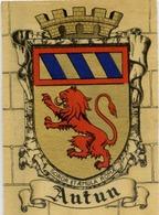 71 AUTUN - Armes De La Ville, Blason, Héraldisme - CPSM N° 1323 B Barré-Dayez - 1947 - Autun