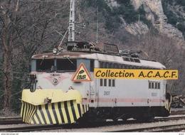 """Locos BB 8553 """"chasse-neige"""", Stationnée à Foix (09) - - Materiale"""