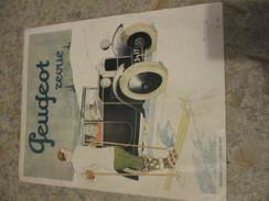 Peugeot Revue N°18 Décembre 1924 - Livres, BD, Revues