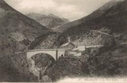 CPA 05 - Briançon - Le Pont Asfeld - Briancon