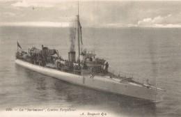 CPA Bateaux - La Sarbacane - Contre Torpilleur - Guerra
