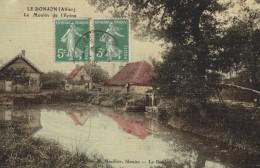 CPA 03 - Le Donjon - Le Moulin De L'Epine - Non Classés