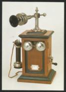 TELEFON Telefontischstation HASLER PTT Museum Bern 1977 - Poste & Facteurs