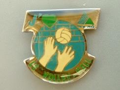 PIN´S  VOLLEYBALL - PAS DE CALAIS - Volleyball