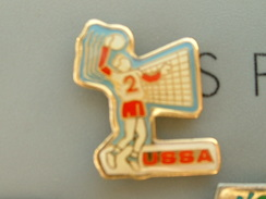 PIN´S  VOLLEYBALL - USSA - Volleyball