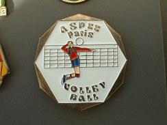 PIN´S  VOLLEYBALL - ASPTT PARIS - Volleyball