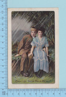 Couple -  Can I Be Your Rain Beau , 2 Scans - Couples