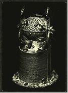 Figure Afrique Nigeria  -  Royaume Du Benin  -  Ansichtskarte Ca. 1970    (7520) - Museen