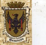 25 BESANCON - Armes De La Ville, Blason, Héraldisme - CPSM  N° 1324 M Barré-Dayez - Besancon