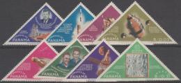 PANAMA - 1965 J. F. Kennedy Space. Scott 459-G. MNH ** - Panama