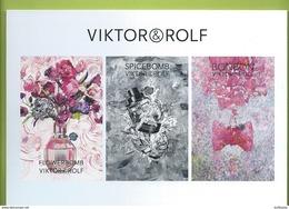 VICTOR & ROLF * DOUBLE CARD * - Modernas (desde 1961)