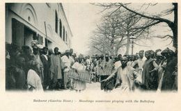 GAMBIE - Gambie