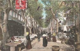 Toulon-le Marché Cours Lafayette - Toulon