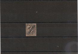 NOUVELLE CALEDONIE Année 1892 N°Y/T :29 Oblitéré  Côte :30,00 € - Gebraucht