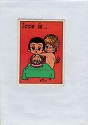 141209  Vecchia Figurina PANINI FIGURINE PANINI SERIE LOVE IS NUMERO 27 - Sport