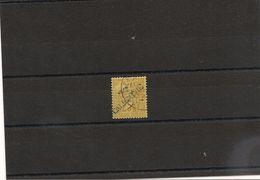 NOUVELLE CALEDONIE Année 1892 N°Y/T : 28 Oblitéré  Côte : 26 € - Gebraucht