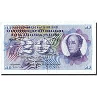 Suisse, 20 Franken, 1974, 1974-02-07, KM:46v, TTB - Suiza