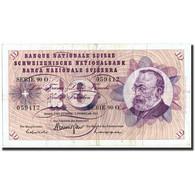 Suisse, 10 Franken, 1974, 1974-02-07, KM:45t, TTB - Switzerland