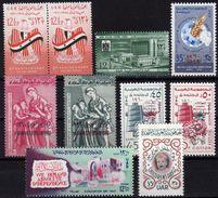 SYRIEN UAR - Lot 1960 Alles Feinst  ** / MNH - Syrien