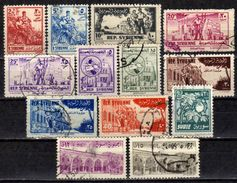 SYRIEN - Lot 2 1948-1959  Used - Syrien