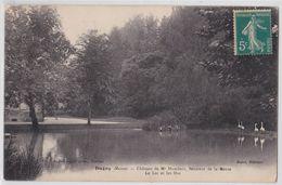 DUGNY (Meuse) - Château De Mr Humbert - Le Lac Et Les Ibis - France