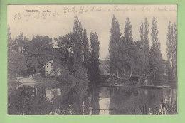 VEREUX : Le Lac, Le Moulin De La Forge. 2 Scans. Edition Bergeret - Altri Comuni