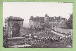 GY : Le Vieux Château Et Sainte Agathe. 2 Scans. Edition Combier Format CPA - France