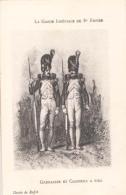 La Garde Impériale Du 1er Empire  -  Grenadier Et Chasseur à Pied  : Achat Immédiat - Uniformes