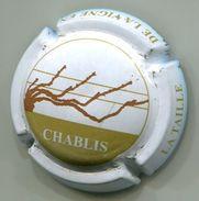 CAPSULE-891 -CHAMPAGNE Taille De La Vigne Chablis - Champagnerdeckel