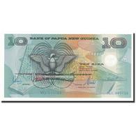 Papua New Guinea, 10 Kina, 2002, KM:26b, NEUF - Papouasie-Nouvelle-Guinée