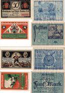 4 Billets De Banque  (99601) - To Identify