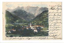 17603 - Schruns  Cachet 1900 - GR Grisons
