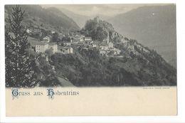 17604 - Gruss Aus Hohentrins - GR Grisons