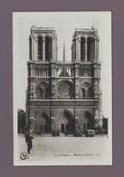 75 - Cpa - PARIS - Notre Dame - Notre Dame De Paris