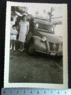 Photo - Automobile - Citroën 2CV Fourgonnette - Cars