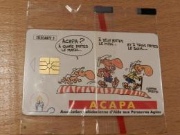 NC 33 A NSB  / ACAPA 2 NON NUMEROTEE / 5 UNITES /  09/1995 / 900 EXEMPLAIRES - New Caledonia