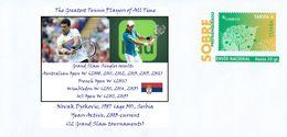 SPAIN, The Greatest Tennis Players Of All Time, Novak Djokovic, 1987 (age 30), Serbia (12 Grand Slam Tournaments) - Tennis