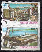 Chile 1990 Ports. MNH - Chile