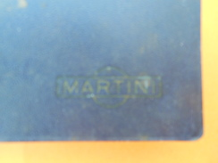 Agenda-Calendrier/Martini & Rossi/ Laroche-Joubert/Plans Métro & Autobus Paris/Av Michelet/ST OUEN/1965       CAL357 - Calendriers