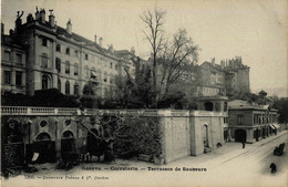 SUISSE GENEVE CORRATERIE TERRASSES DE SAUSSURE 5206 - GE Genève
