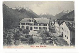 17616 - Gruss Aus Guarda - GR Grisons