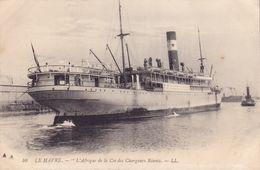 CPA - 76 - LE HAVRE - L'afrique De La Compagnie Des Chargeurs Réunis - 40 - Le Havre