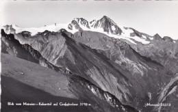 Blick Vom Matreier - Kalsertörl Auf Großglockner (25213) * 16. 7. 1963 - Matrei In Osttirol