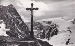 Gedenkkreuz Auf Dem Löbbentörl Gegen Kristallwand, Hoher Zaun U. Schwarze Wand * 24. 7. 1969 - Matrei In Osttirol