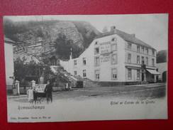 Remouchamps :Hôtel Et Entrée De La Grotte-ANIMATION (R53) - Aywaille