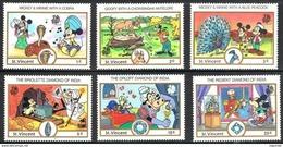 San Vicente ** Disney 1989 - Disney