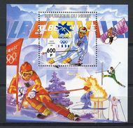 NIGER - 1998 NAGANO OLYMPIC GAMES O380 - Hiver 1998: Nagano