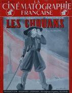 """Revue """"La Cinématographie Française"""" N°1149 23 Mars 1946 Les Chouans, Bon état - Autres Collections"""