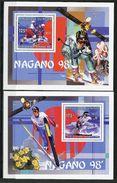 NIGER - NAGANO 1998 OLYMPIC GAMES  O409 - Inverno1998: Nagano